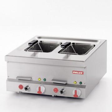 Dual-Pan Deep Fat Fryer